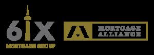 6ix mortgage alliance logo