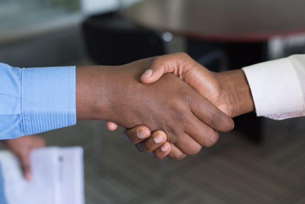handshake mortgage broker